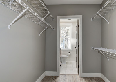 11. Master Suite Walk In Closet